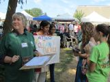 Harford County People's Climate March engages the public in dialogue concerning climate justice.