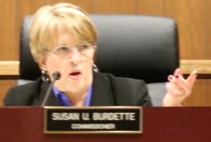 Suzanne Burdette, Mayor of Bel Air
